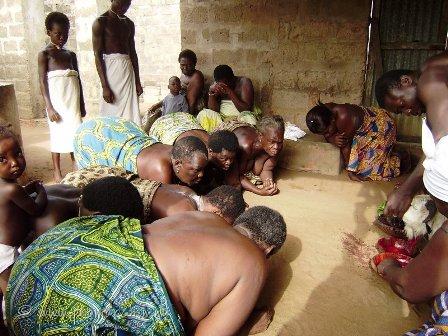 "Trokosi, Ewes, ""Sex-Slaves"", Israelites & International Human Rights"