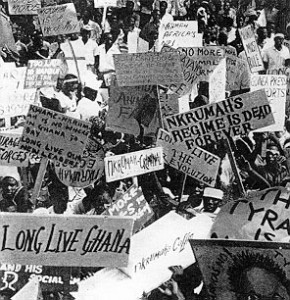 The Overthrow of Kwame Nkrumah