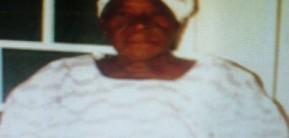 Mrs Madaga Adabu-Boye