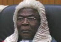 Chief Justice George Kingsley Acquah