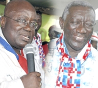 Photo Reporting: JAK & Nana Addo