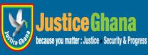 JusticeGhana Logo