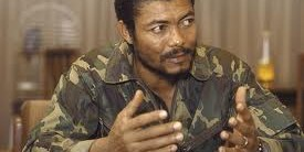 Chairman Rawlings in the Revolutionary Foment