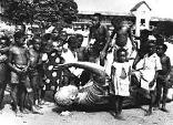 JusticeGhana: Photo Reporting- The Overthrow of Dr kwame Nkrumah