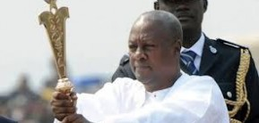 Trying Times Ahead for John Dramani Mahama