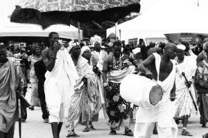 Photo Reporting: The Ga-Adangbe Peoples