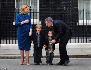 Gordon Brown's Farewell Moments