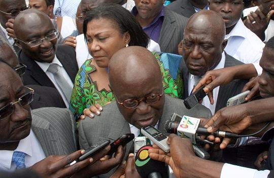 Photo Reporting: A Referendum On The NPP Bawumia