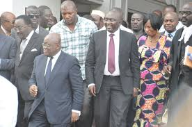 Leaders: On the Move- Nana Akufo-Addo & Dr Bawumia