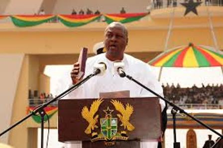 John Mahama and Ghana's Constitutional Blackouts