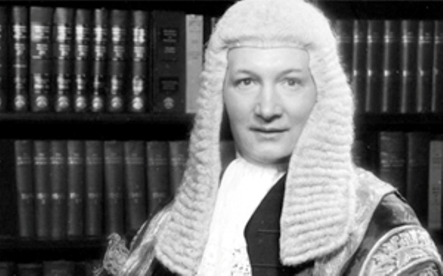 Law & Justice- Remembering Lord Denning