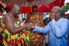 PoliticsGhana: The John Mahama-Akufo-Addo Factor