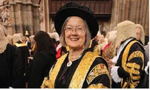 Featured- Baroness Hale from Richmond