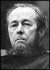 Photo Reporting: Alexander Solzhenitsyn- The Nobel Prize Recipient