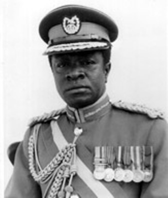 Col I.K. Acheampong