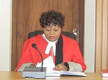 Her Ladyship Mrs. Justice Mabel Maame Agyemang