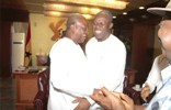 Photo Reporting: Sir John: Why Did Mahama Wear White On Judgment Day?
