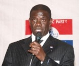 Chairman of the UK/Ireland branch of the New Patriotic Party, Hayford Atta-Krufi