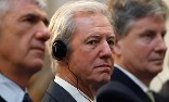 Marcus Agius earned £751,000 a year as Barclays chairman. Photograph: Suzanne Plunkett/Reuters