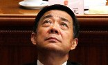Bo Xilai was once tipped for higher office in this autumn's handover. Photograph: Ng Han Guan/AP