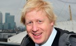 Boris Johnson/Photograph: Julian Makey/Rex Features