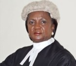 Chief Justice Georgina Theodora Woode