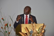 Photo Reporting: Dr. Mahamudu Bawumia, Vice Presidential Candidate of the New Patriotic Party