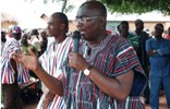 The 2012 Vice Presidential candidate of the New Patriotic Party, Dr. Mahamudu Bawumia