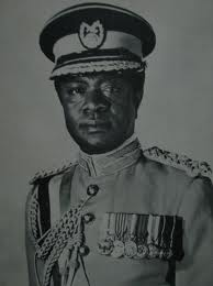 General I.K. Acheampong