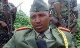 Bosco Ntaganda, leader of the devastating DRC insurgency, is reportedly in 'constant contact' with senior Rwandan military figures. Photograph: STR/Reuters