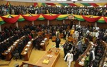 Photo Reporting: The Parliament of Ghanaian