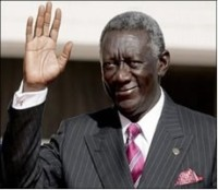 Ex-President J.A. Kufuor
