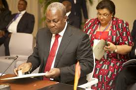 Photo Reporting: John Mahama and the Destiny of ECOWAS