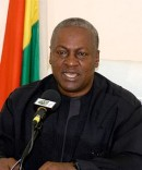 Photo Reporting: President John Dramani Mahama