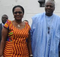 I've Had Children Outside My Marriage…But My Wife Understands – Prez Mahama
