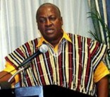 Photo Reporting: President John Mahama