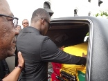 Photo Reporting: Kofi Sam bids his Dad farewell