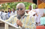 Photo Reporting: Nana Akufo-Addo