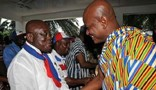 Photo Reporting: Togbe Afede & Nana Akufo-Addo