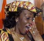 Photo Reporting: Nana Konadu Agyeman-Rawlings