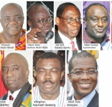 Photo Reporting: NPP 31 August 2014 Contestants