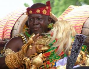 Photo Reporting: Otumfuor Nana Osei-Tutu II