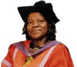Photo Reporting- Professor Aba Bentil Andam, Chair of the University Council