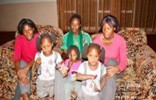 The Tswana, Botswana twins are married to 25-year-old Kays Kaundula